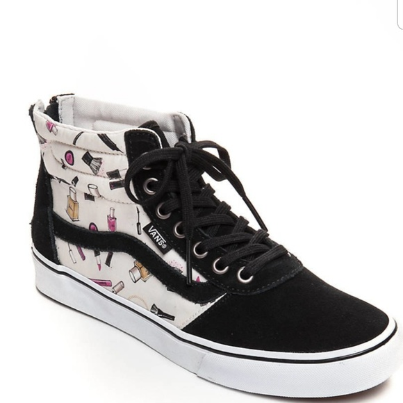 df5a0a3776 Vans Milton High Top Sneakers. M 5ba553093c984474ae06b65d